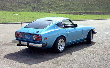 Datsun 280z 1976